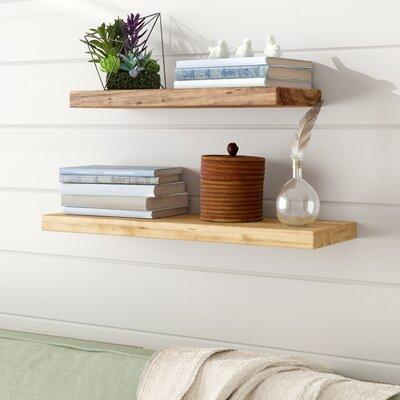 Oglesby Cedar True 2 Piece Floating Shelf Set GRKS2808 40010560