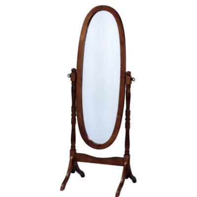 Kylie Inspired Wooden Cheval Mirror