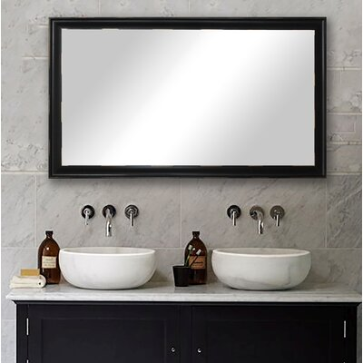 "Graziano Scratches Bathroom/Vanity Mirror Size: 72"" H x 39"" W x 0.75"" D"