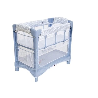 Mini Ezee 3-In-1 Bedside Bassinet 5431-PP