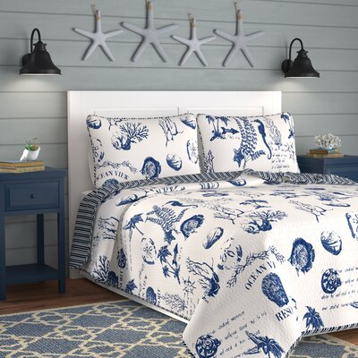 Canfield Reversible Quilt Set HIDN1856 45488114