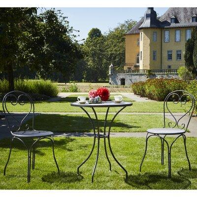 2-Sitzer Balkonset Caffeo | Garten > Balkon > Balkon-Sets | Grau | Royal Garden