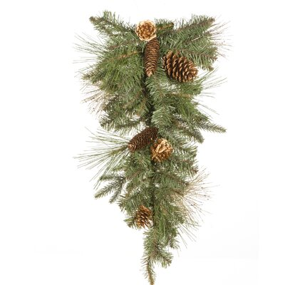 Artificial Mixed Pine Swag