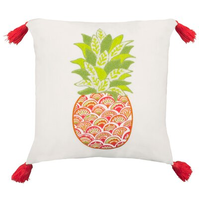 Aloha Indoor Throw Pillow