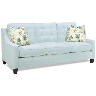 Ethan Sofa Upholstery Color: Aqua