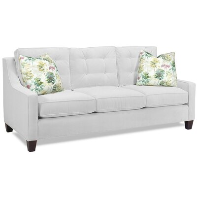 Ethan Sofa Upholstery Color: Bone
