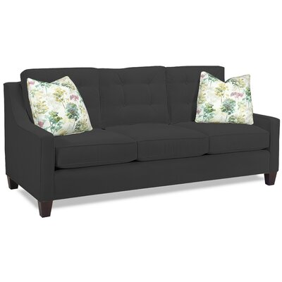 Ethan Sofa Upholstery Color: Flannel