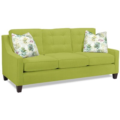 Ethan Sofa Upholstery Color: Apple