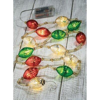 Ornament 14 Light String Lighting