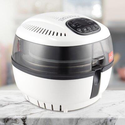 10 Quart Digital Oil Less Air Fryer 048-GM-48329-WHT