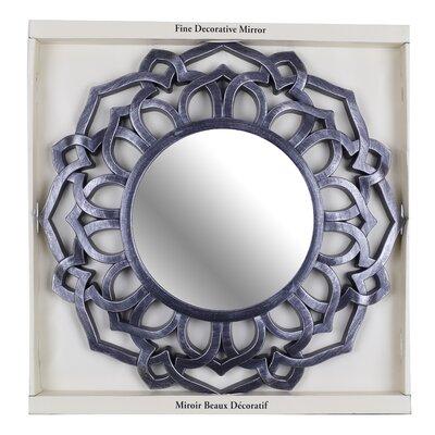 Polla Decorative Framed Wall Mirror 56772FCEE40C4F89960BE971409848C6