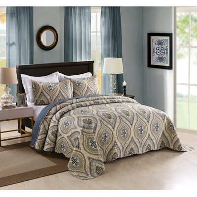 Southall Reversible Quilt Set BF206163