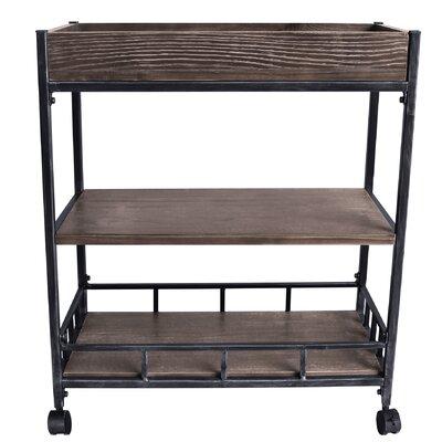 Serenity Bar Cart
