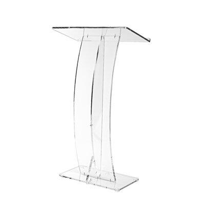 Slanted Speakers Full Podium ADI661-03-CLR