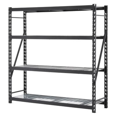 "84"" H x 84"" W Shelving Unit"