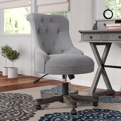 Maria Dots Mid-Back Desk Chair