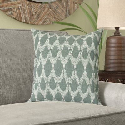 Lassiter Geometric Outdoor Throw Pillow Size: 20