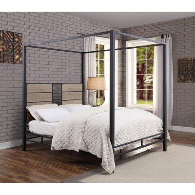 Boose Queen Canopy Bed
