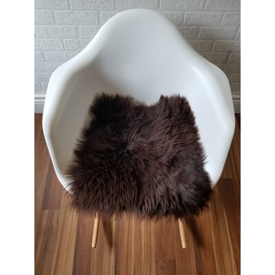 Image of 100% sheepskin Indoor Chair Cushion