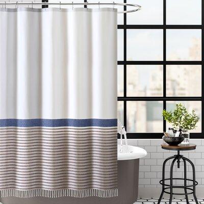 Bihari Cotton Shower Curtain