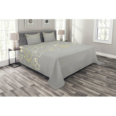 Bedspread Coverlet Set