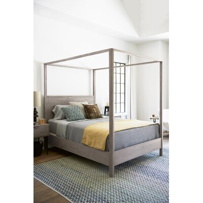Bish Queen Canopy Bed
