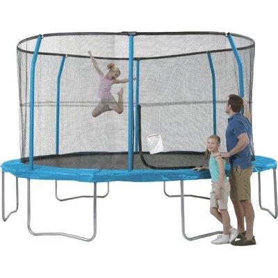 13' Round Trampoline with Safety Enclosure
