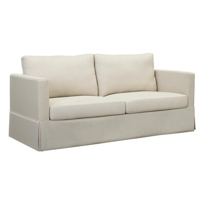 Abbeville Sofa Upholstery Color: Beige