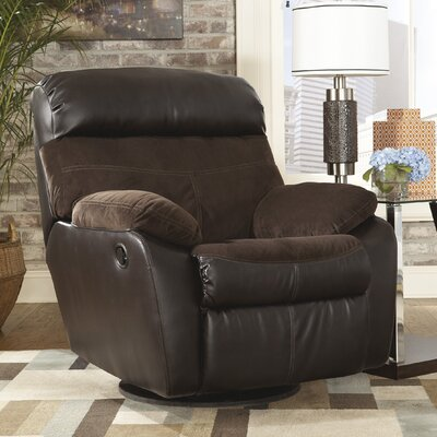Berwick Manual Swivel Rocker Recliner