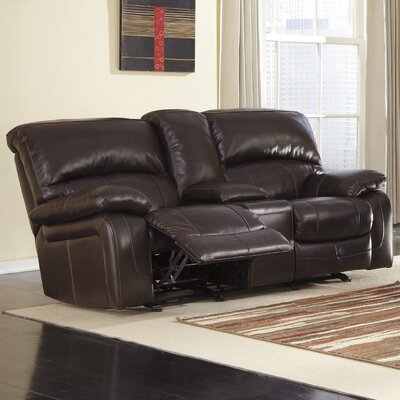 Dormont Glider Reclining Sofa Type: Manual