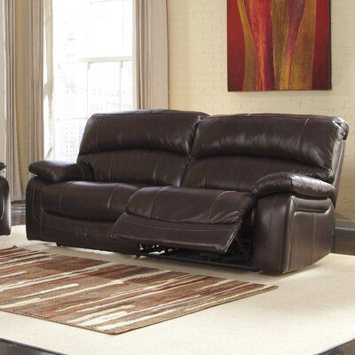 Dormont Reclining Sofa Type: Manual
