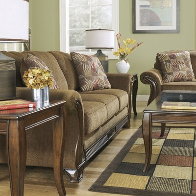 Elberta Configurable Living Room Set