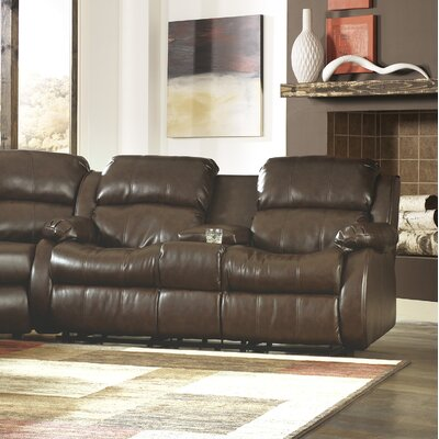 Holt Double Reclining Loveseat