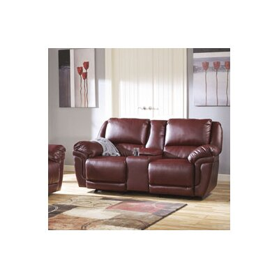 7610043 GNT3023 Signature Design by Ashley Piedmont Reclining Loveseat