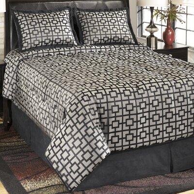 Maze Comforter Set Size: Queen