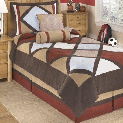 Academy Comforter Set Size: Full