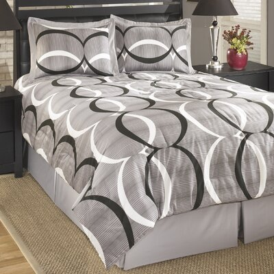 Primo Alloy Comforter Set Size: Queen