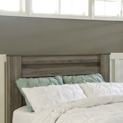 Charette Panel Headboard Size: King