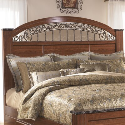 Fairbrooks Estate Panel Headboard Size: King