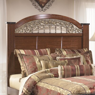 Fairbrooks Estate Panel Headboard Size: Queen