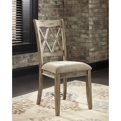 Mestler Side Chair with Cushion image