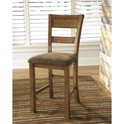 Krinden Bar Stool with Cushion