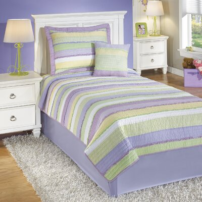 Ana Ruffles TOB Comforter Set Size: Twin image