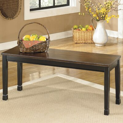 Owingsville Dining Room Bench image