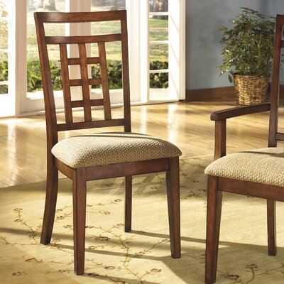 Cross Island Side Chair