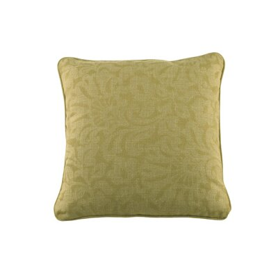 Marcalie Throw Pillow Color: Basil