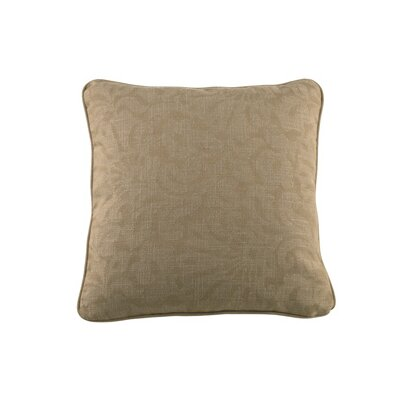 Marcalie Throw Pillow Color: Mushroom