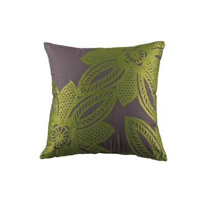 Wyler Throw Pillow Color: Lime