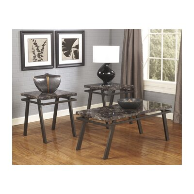 Voorhees 3 Piece Coffee Table Set
