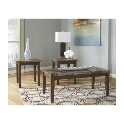 Cosby 3 Piece Coffee Table Set